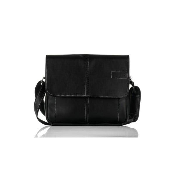 Pánska taška Solier S15 Vintage Black