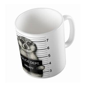 Keramický hrnček Bad Meerkat, 330 ml