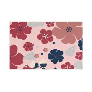 Růžový koberec Oyo home Kayla, 140x220cm