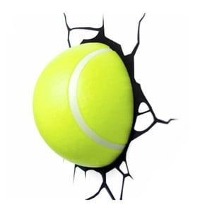 Nástenné svetlo s nálepkou Tnet Tennis Balls