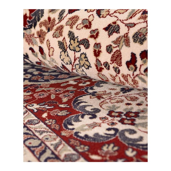 Vlnený koberec Byzan 541 Beige, 120x160 cm