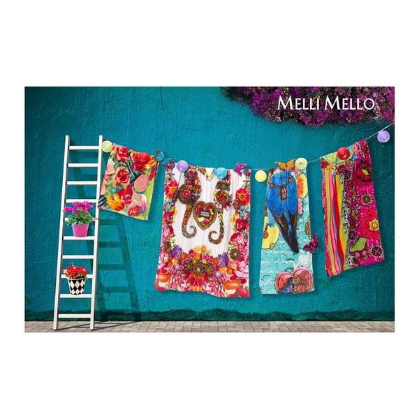 Osuška Melli Mello Exotic,100x180cm