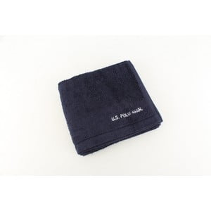 Uterák US Polo Hand Towel Dark Blue, 50x90 cm
