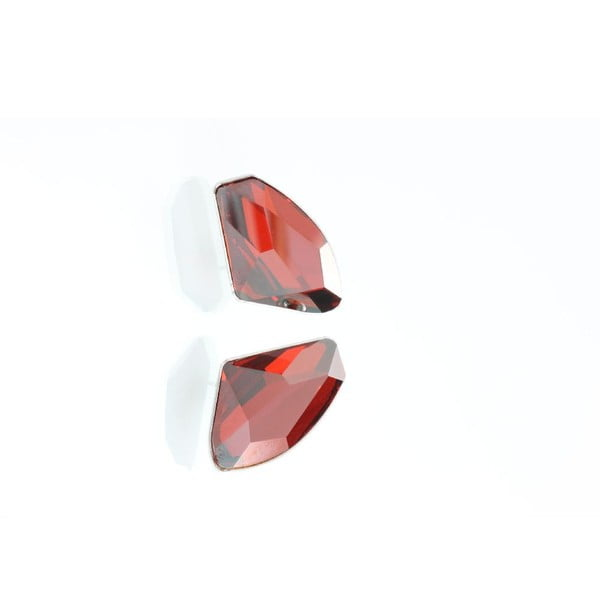 Náušnice so Swarovski Elements Laura Bruni Magma