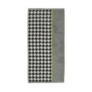 Uterák Ladessa, zelená kohútia stopa, 50x100 cm