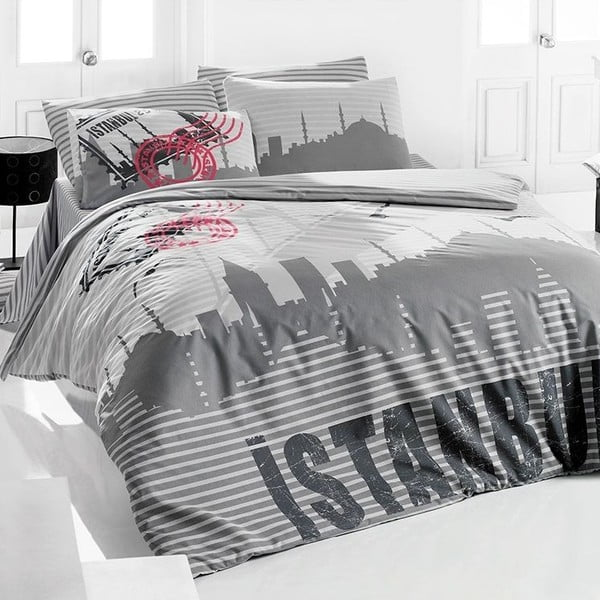 Obliečky Istanbul Grey, 200x220 cm