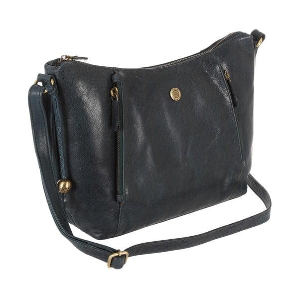 Dámska kožená taška Emilia Denim