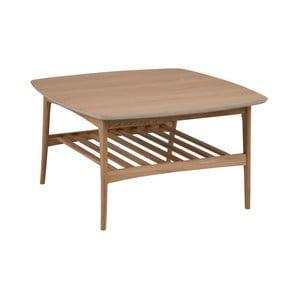 Drevený odkladací stolík Actona Woodstock
