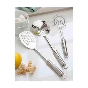 Sada 3 kuchynských nástrojov Steel Function