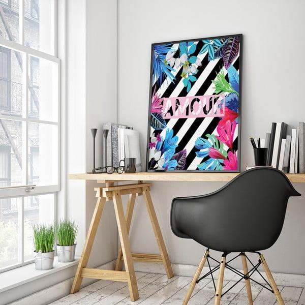 Plagát Amour, 30 x 40 cm