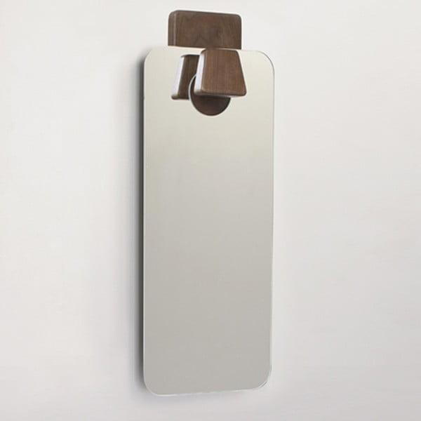 Zrkadlo Patère, 67x25 cm