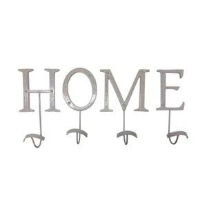 Dekoratívny vešiak Home Grey