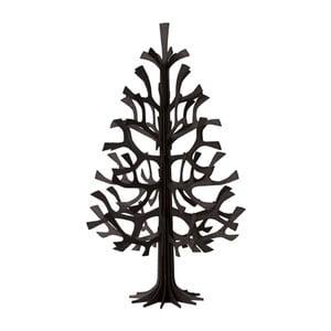 Skladacia dekorácia Lovi Spruce Black, 30 cm