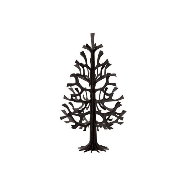 Skladacia dekorácia Lovi Spruce Black, 60 cm