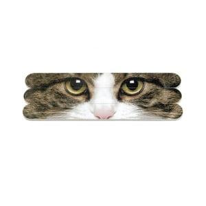 Sada 3 pilníkov na nechty Tabby Cat