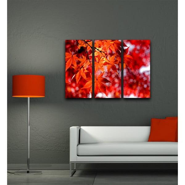 3-dielny obraz Na jeseň