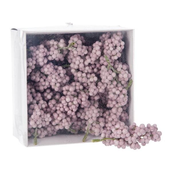 Dekoratívne bobule Berries, svetlé