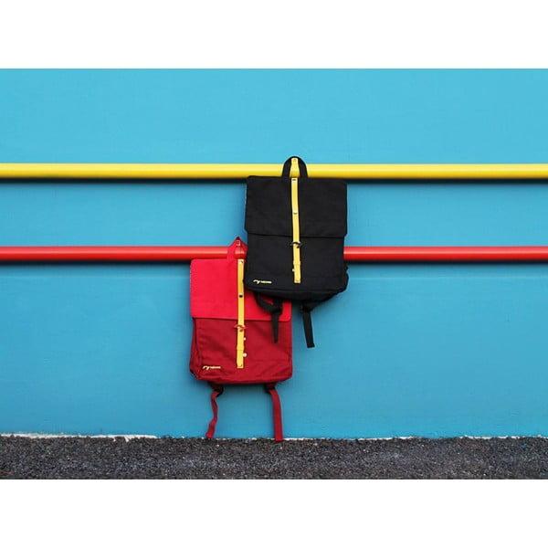 Červený batoh Natwee Red