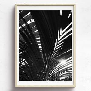 Obraz v drevenom ráme HF Living Jobabo, 50 x 70 cm