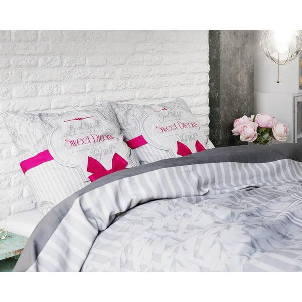 Obliečky Sweet Dreams 140x200 cm, ružové