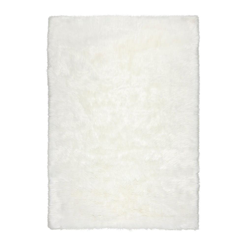 Béžový koberec Flair Rugs Sheepskin, 120 × 170 cm