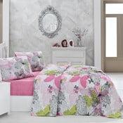 Ľahká bavlnená prikrývka cez posteľ Belinda, 200 x 230 cm