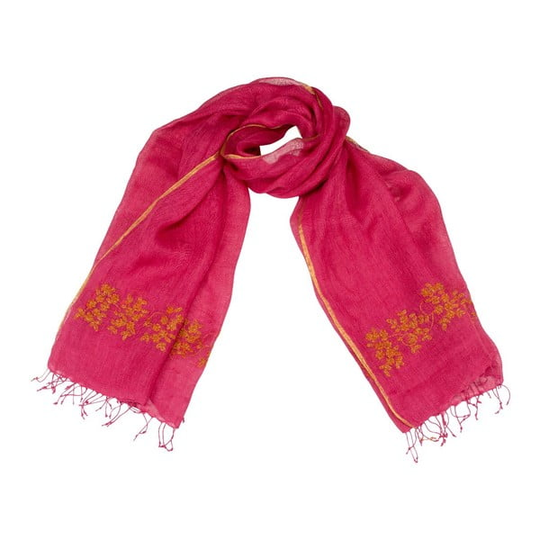 Šatka Tabea Pink