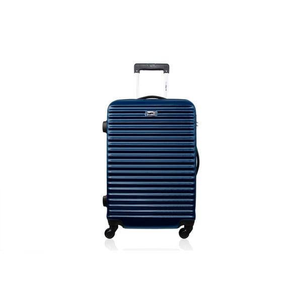 Sada 3 kufrov Brand Developpement Linn, modrá