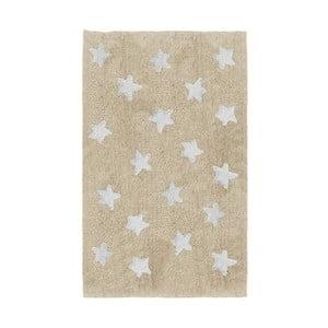Béžový detský koberec Tanuki Stars, 120×160cm