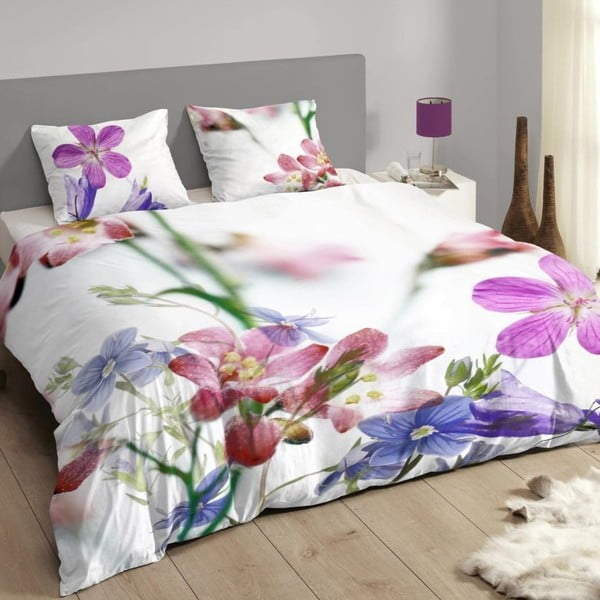 Obliečky Muller Textiel Descanso Feline Multi, 140x200cm