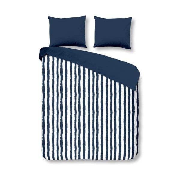 Obliečky Blue Stripes, 140x200 cm