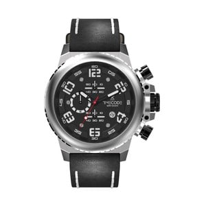 Pánske hodinky Everest 1953, Metallic/Black