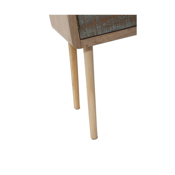 Odkladací stolík Bolzonella s dvierkami