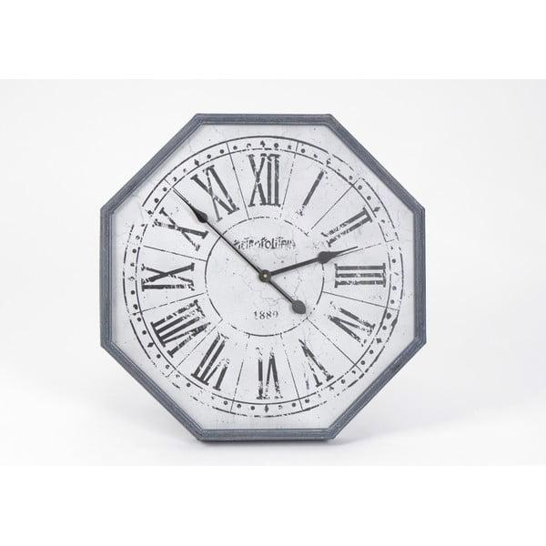 Hodiny Hexagon, 60 cm