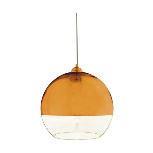 Závesné svietidlo Scan Lamps Lux Copper, ⌀35cm