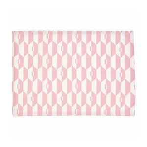 Ružové bavlnené prestieranie Green Gate Aurelie, 40 x 50 cm