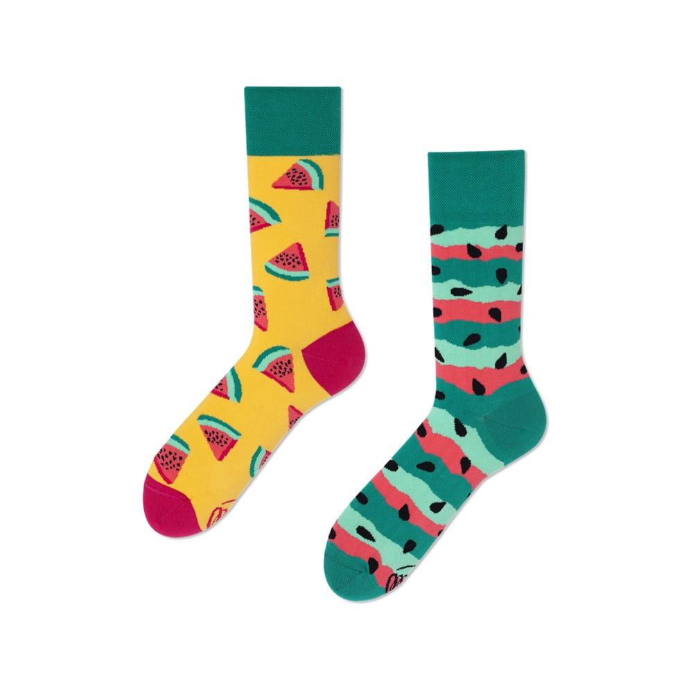 Ponožky Many Mornings Watermelon Splash, veľ. 35-38