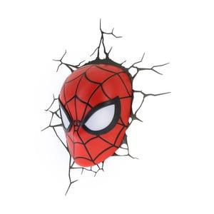 Detské 3D svetlo na stenu Spiderman
