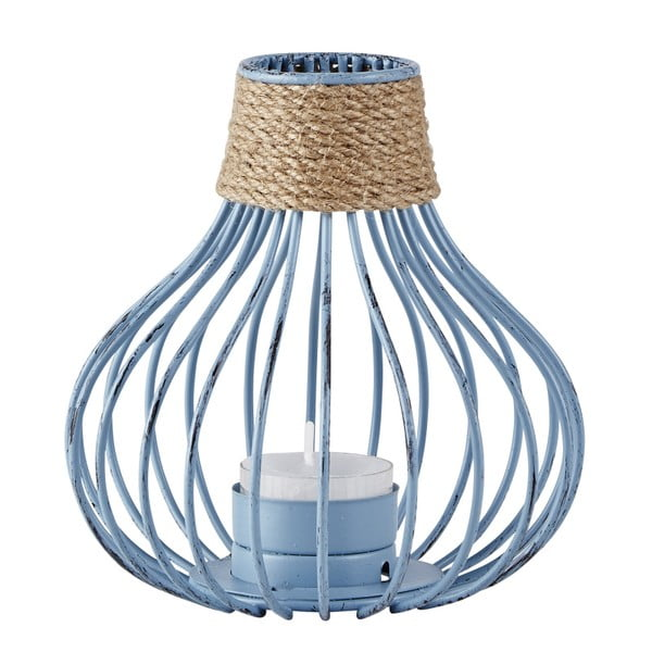 Stojan na čajovú sviečku Light Blue