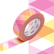 Washi páska MT Masking Tape Patricia, návin10m