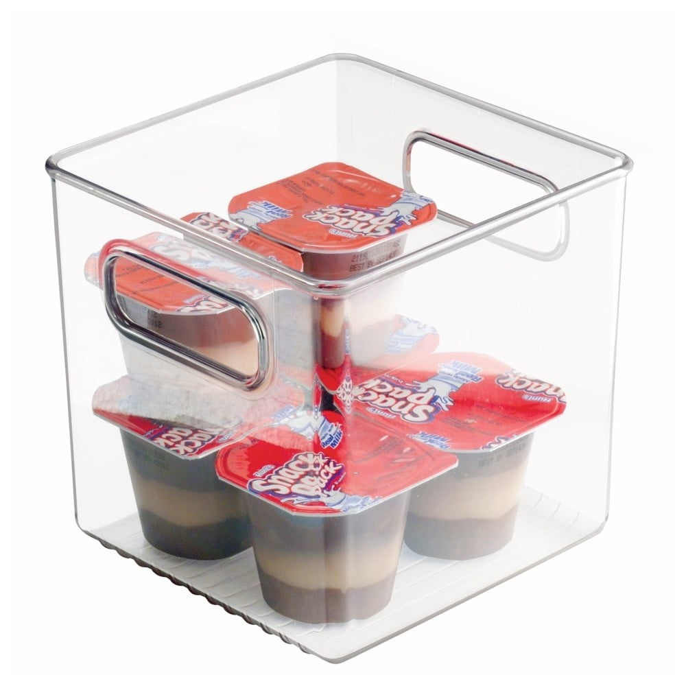 Úložný box do chladničky iDesign Fridge Pantry, 15 × 15 cm