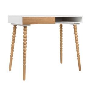 Pracovný stôl Zuiver Twisted