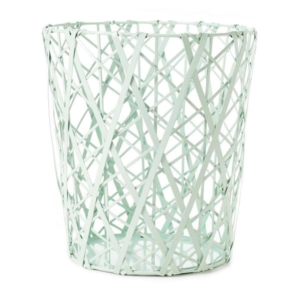 Kôš na papier Design Ideas Tangle Mint