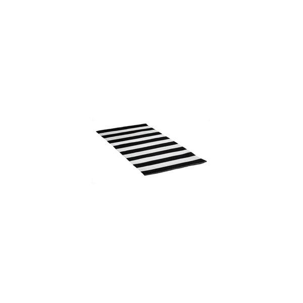 Koberec Tira 70x200 cm, čierny