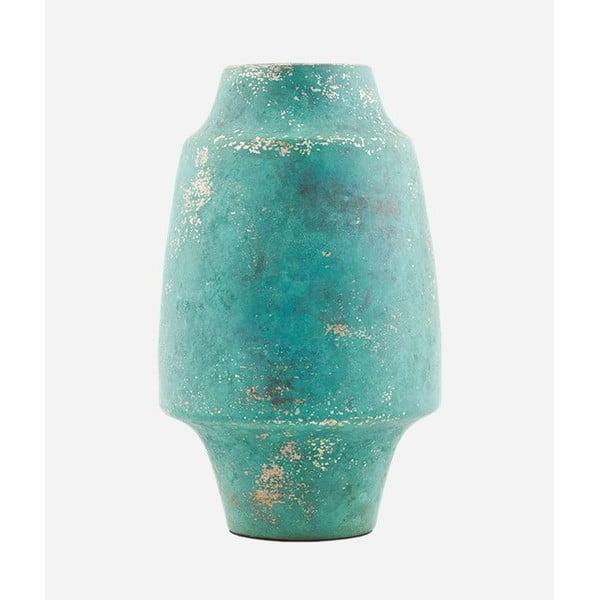 Keramická váza Blues, výška 19 cm