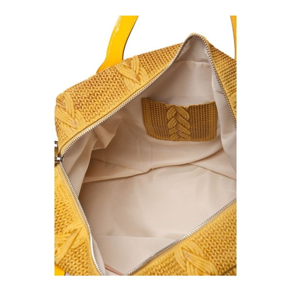 Kabelka Casia Yellow