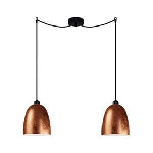 Dvojité svetlo AWA Elementary copper/black
