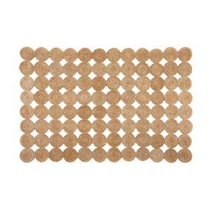 Koberec z juty Linen Rug Isaac, 200×300 cm