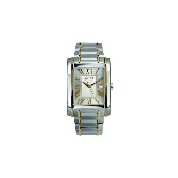 Pánske hodinky Alfex 56672 Metallic/Metallic