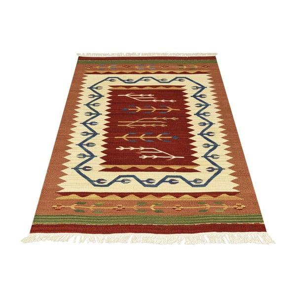 Ručne tkaný koberec Kilim Classic AK04 Mix, 75x125 cm